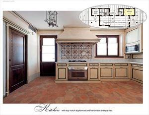 Villa Reality : Kitchen