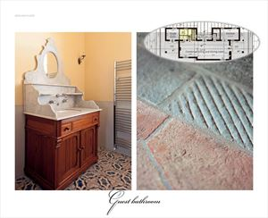 Villa Reality : Bathroom