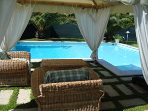 Villa Simpatica  : Swimming pool