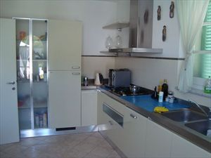 Villa Simpatica  : Kitchen
