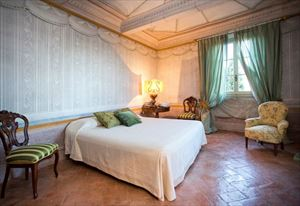 Villa Astri Vista Mare : Double room
