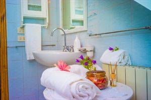 Villa Charme Toscana  : Bathroom with shower