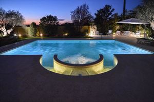 Villa Orchidea : Swimming pool