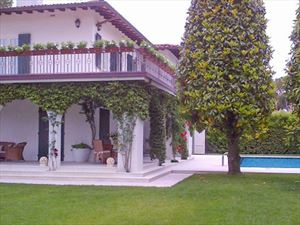 Villa Francesca : Outside view