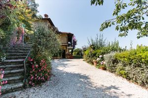 Villa Charme Toscana  : Outside view