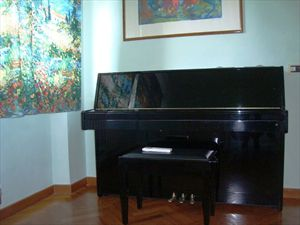 Villa dell Arte : Piano